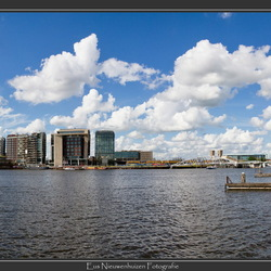 Panorama Oosterdokseiland Amsterdam