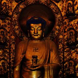 Boeddhist Swastika