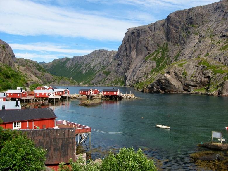 Nusfjord Lofoten