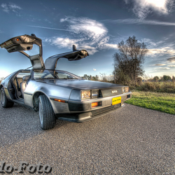 DMC-12 Delorean