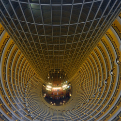 Jin Mao toren Shanghai