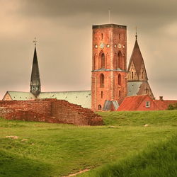 The church of ribe