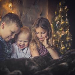 De gezellige kerstdagen