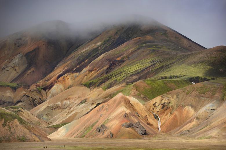 IJsland...