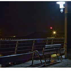 Nieuwpoort by night