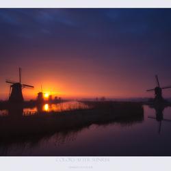 Colors after sunrise