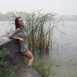 Mooie  Regen...
