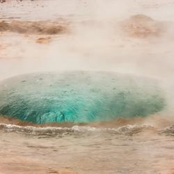 IJsland - Strokkur Geyser