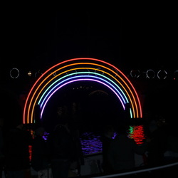 Amsterdam Light Festival -8-