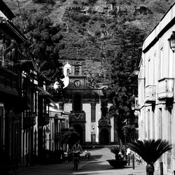 Old town of Gran Canaria