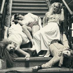 Winnie, Jennifer, Sanne & Carlijn