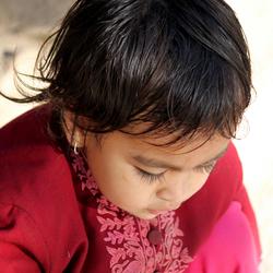 Little Nepali Girl 2