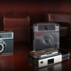 Panorama Camera collectie