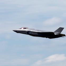 Lockheed Martin-F-35 Lightning of Joint Strike Fighter