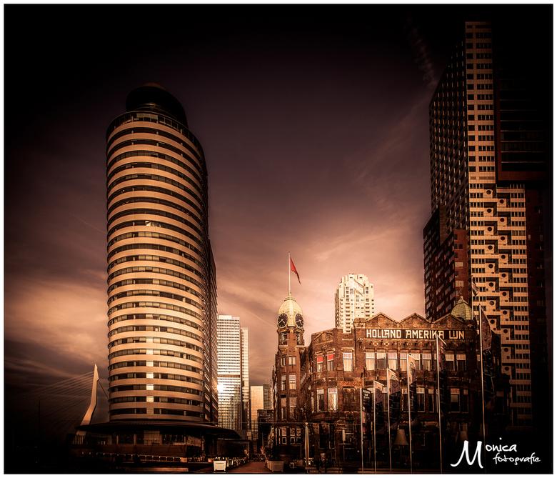 Rotterdam - Rotterdam door een andere bril.....