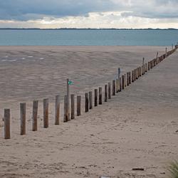 Strand Slufter Maasvlakte