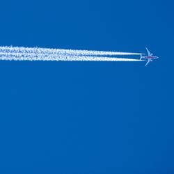 Vliegtuigstrepen