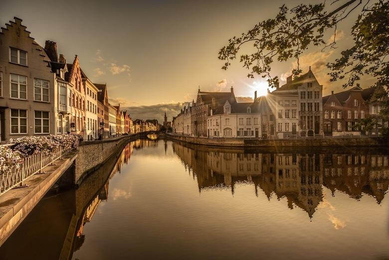 Brugge  - <br /> Brugge, 13-08-2019<br /> <br /> Nikon D750, Lee 0.9ND soft grad, Sigma 12.24 ART 13mm, F4 1/400