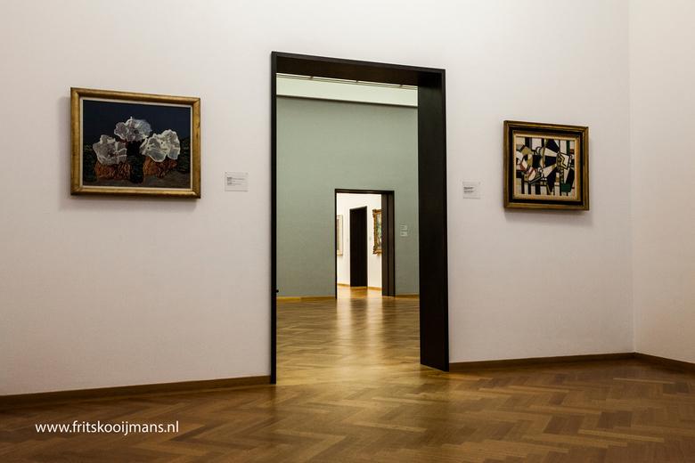 Repeterend doorkijkje Gemeente museum Den Haag - 201512291308 Repeterend doorkijkje Gemeente museum Den Haag