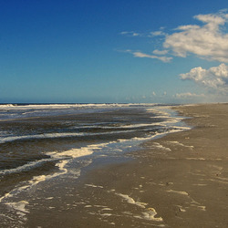 Playa de Schiermonnikoog