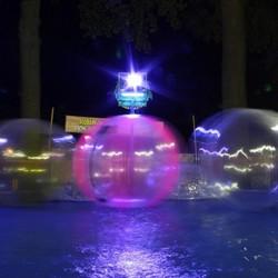 Waterfun op de Kermis