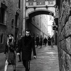 Straatfotografie Barcelona - El Gothic