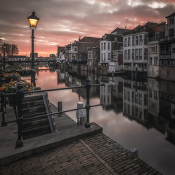 Gorinchem @ sunset