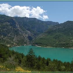 Verdon, Lac Sainte Croix