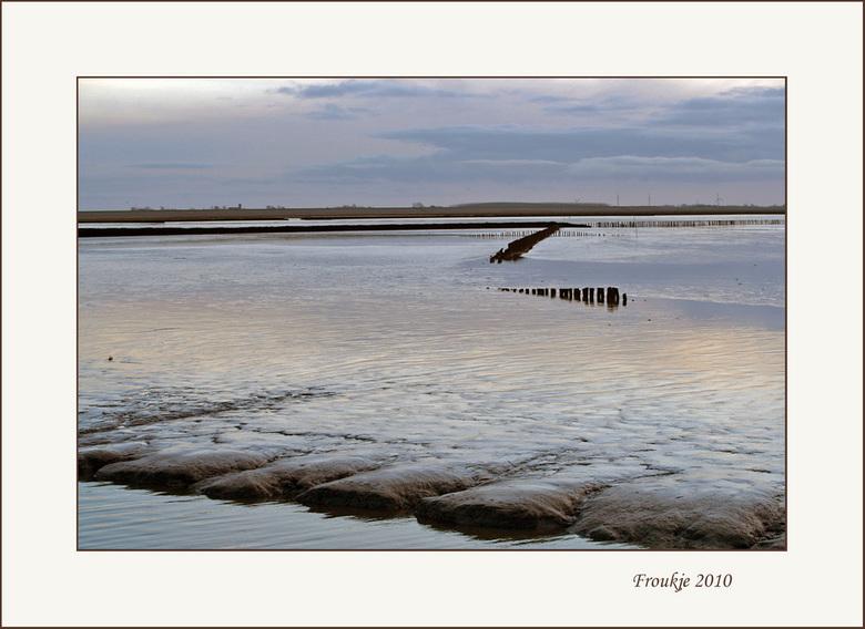 Slijk  - Eentje van vorig jaar in Holwerd genomen ,bedankt voor de leuke reacties op mijn vorige foto .<br /> Groetjes Froukje