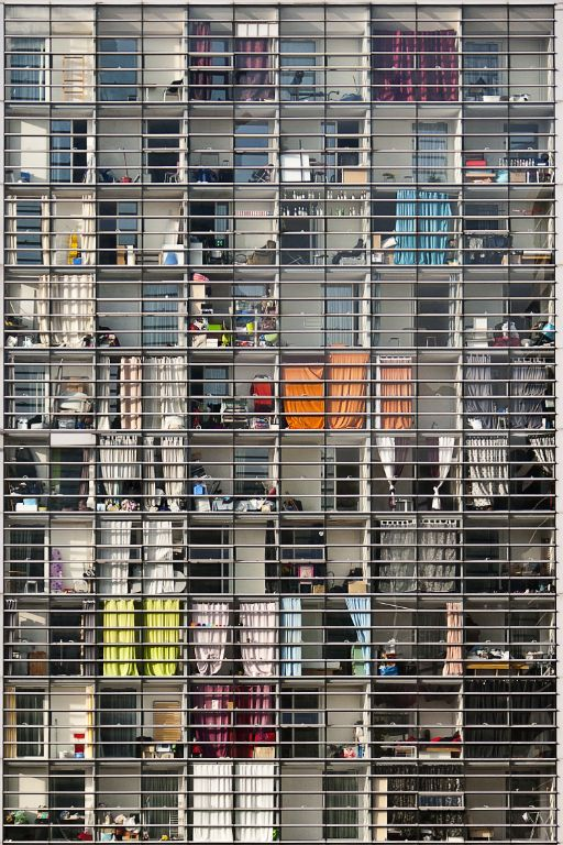 Courbevoie Apartments, Parijs -