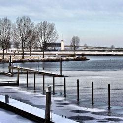 Winterlandschap 4
