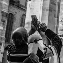 Bekijken en bekeken worden in Trier