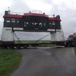 Vervoer scheepsbrug