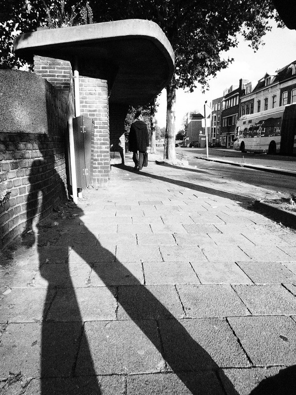 shadow - al lopende..