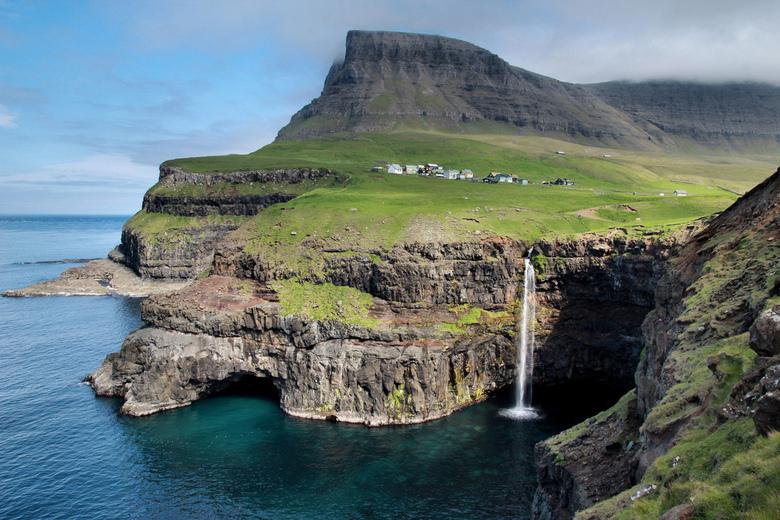Gasalur - Faroer Eilanden!