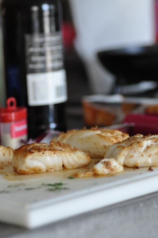 """Visgerecht - Een dag meegekeken met culinair fotograaf Sven Benjamins tijdens een fotosessie voor het blad """"Smaakmakend"""". een van mijn eigen"""