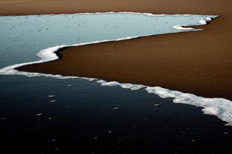 Abstract Sea - Hoe mooi is het water op het strand!