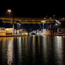 De containerhaven