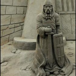 ''Zandsculpturen''