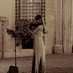Violinsta
