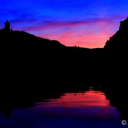 Cochem Sunset