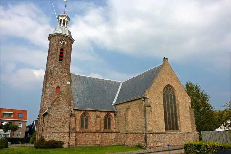 Nederland Ned.Herv.Kerk Sint Martinus te 's-Gravenpolder