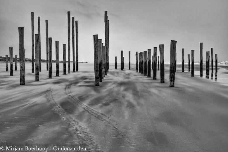 Windy poles -