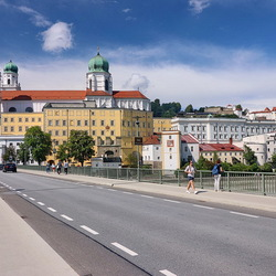 Dom St. Stephan in Passau.