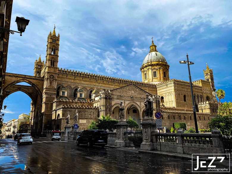 Palermo Cathedral -