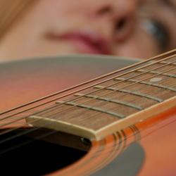 Mijn gitaar en ik