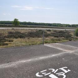 fietsen op vliegbasis soesterberg