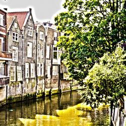 Dordrecht: Tussen Voorstraat en Wijnstraat