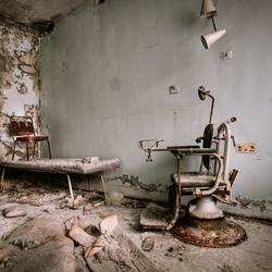 Pripyat, ziekenhuis