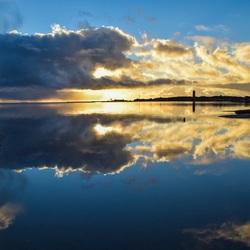 Eiland spiegeling